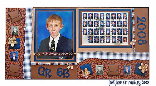 Sean school 08