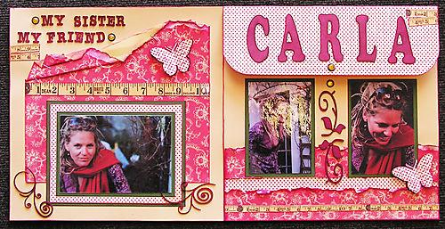 Carla sister