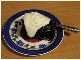 Choc cake 6