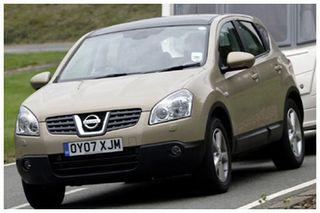 NissanQashqaiTeknaAllMode4x4Auto